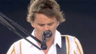 [HD] Muse - Best Bliss Falsetto (Live @ Live 8 2005)