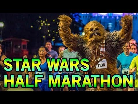 Disney Half Marathon - Star Wars Dark Side