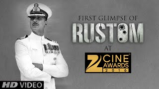 First glimpse of Rustom on Zee Cine Awards 2016 thumbnail