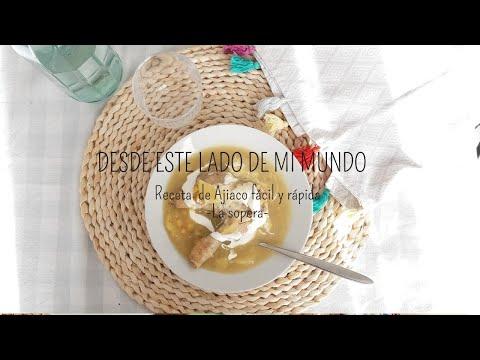 Receta Ajiaco Colombiano Fácil Y Rápida (la Sopera)