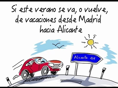 Ruta Madrid - Alicante