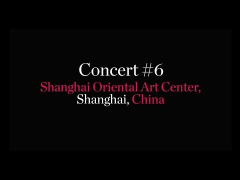 2016 AYO Tour - Shanghai Oriental Art Center, China