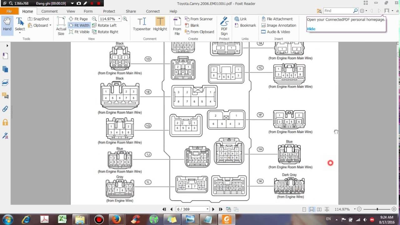 Toyota Cami Repair Manual Sistema De Enfriamiento 2000 Mazda Mpv Engine Diagram Used Bf838121 For Sale Image Array Camry 2006 Dhtauto Com Youtube Rh
