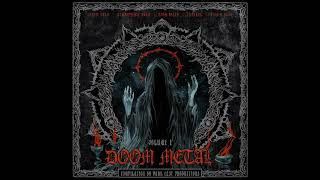 Doom metal Compilation - Volume 1 by Dark East Productions (2021)