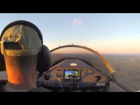 Sonex Flight 7 - ASI Calibration, 11 Dec 2013