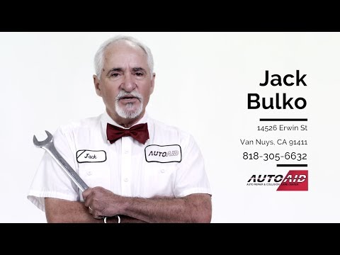 Jack Bulko with AutoAid