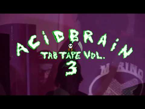 ACIDBRAIN - TAB TAPE VOL. 3 (Buy Cassette in Desc.)
