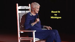 Jeanne Robertson | Hand It to Michigan