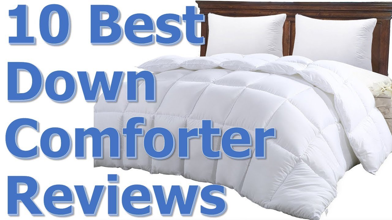 best down alternative comforter review best down alternative comforter youtube. Black Bedroom Furniture Sets. Home Design Ideas
