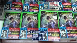 怪盗探偵 山猫 2016 1 23 亀梨和也 怪盗山猫 成宮寛貴 勝村英男 広瀬す...