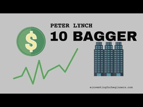 Peter Lynch's First 10 Bagger and the Lessons Behind It