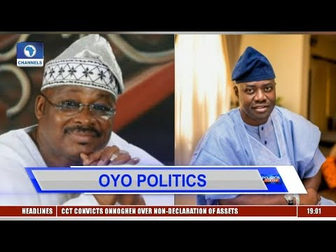 Olaopa, Idahosa Dissect Oyo Post Election Matters, Review Ajimobi's Performance  Politics Today 