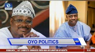 Olaopa, Idahosa Dissect Oyo Post Election Matters, Review Ajimobi's Performance |Politics Today|
