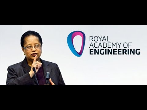 ERA Lecture 2013 - Royal Academy of Engineering