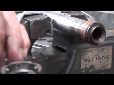 Raber's Tech Tips: Episode #5 - 1967 Triumph TR6 Front Fork Disassembled