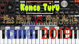Konco Turu, Kendang Mas Malik ORG 2019