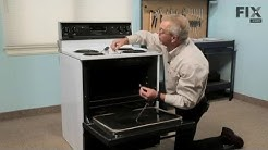 Maytag Range Repair – How to replace the Long Oven Sensor