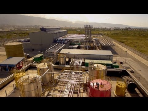 Boost in Energy Boosts Business, Jobs and Comfort in Haiti