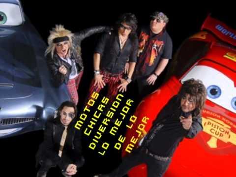 autos moda y rock and roll moderatto