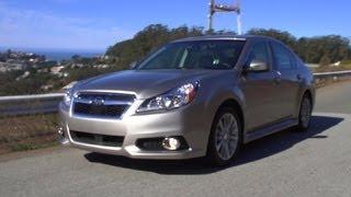 Car Tech - Subaru's Legacy takes things a bit slower