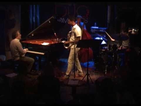 Gotham Goodbye, followed by Standard Form,  by the Franck Amsallem quartet, live in Paris 2016.