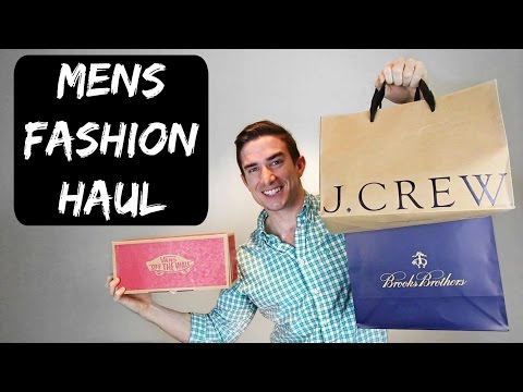 What I Look For  When Buying Clothes - Mens Fashion Haul