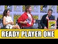 READY PLAYER ONE Comic Con Panel News & Highlights