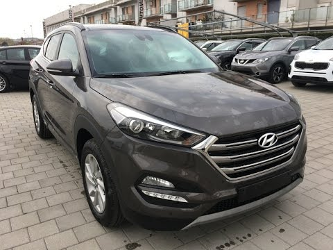Hyundai Tucson 1 7 Crdi 116cv Xpossible Tetto Moon Rock Youtube