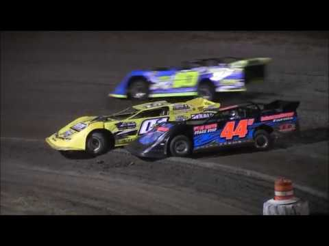 Lasalle Speedway Late Model Heats  9 23 18