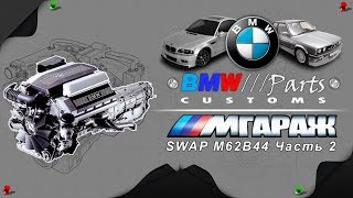 SWAP V8 M62 Part2
