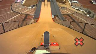 GoPro HD: Skateboard Big Air with Andy Mac - X Games 16