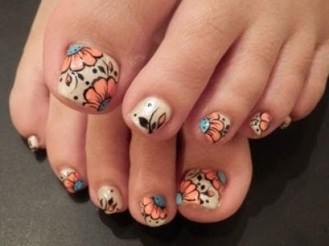 New nail art 2017 the best toe nail art designs compilation new nail art 2017 the best toe nail art designs compilation august 2017 part 8 prinsesfo Choice Image