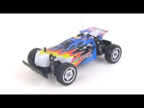"""1/16th scale RC """"Racing High Speed"""" Buggy"""