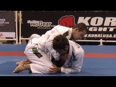 Marcelo Garcia VS Lucas Leite / World Championship 2009
