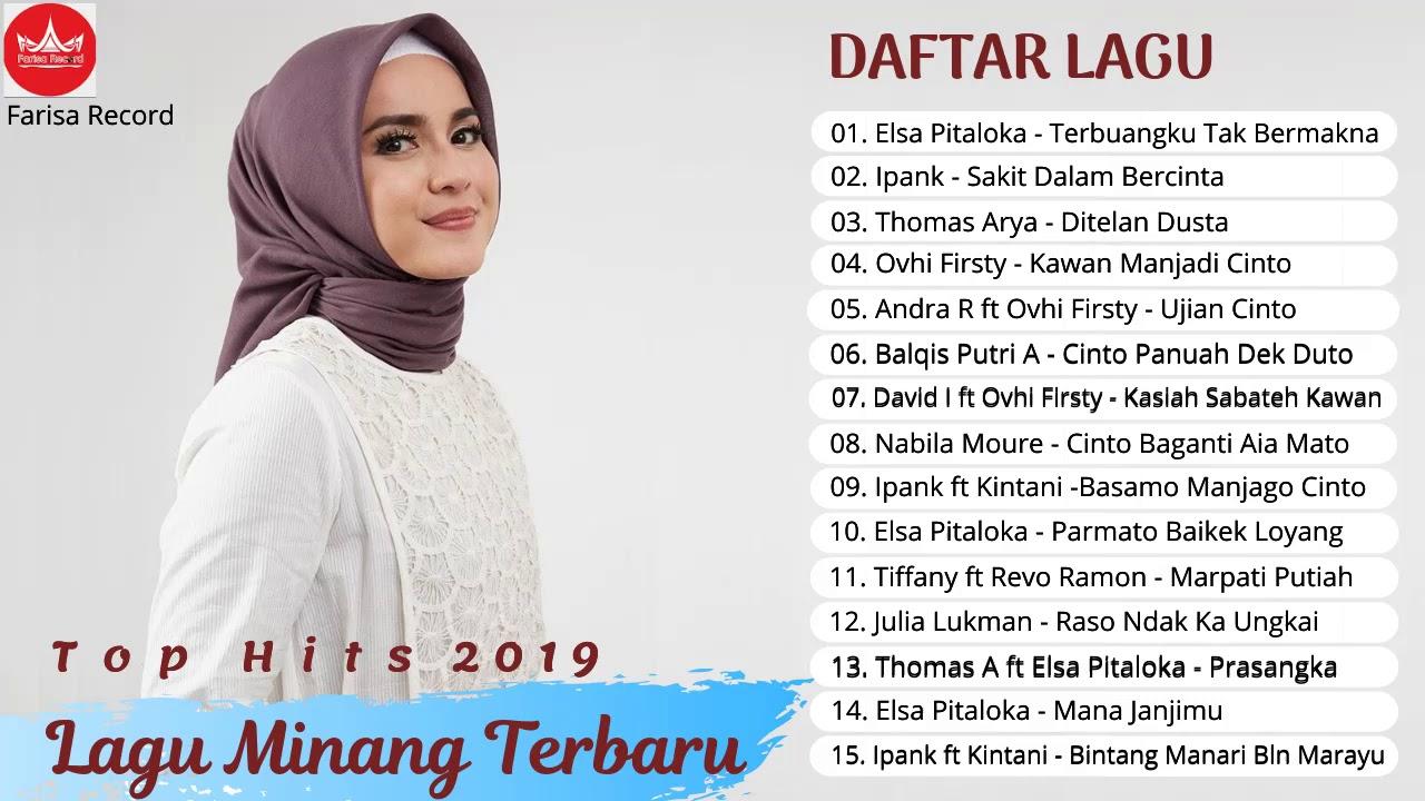 Lagu Minang Terbaru & Terpopuler 2019 Paling TOP HITS Saat Ini - POP MINANG TERBARU - YouTube