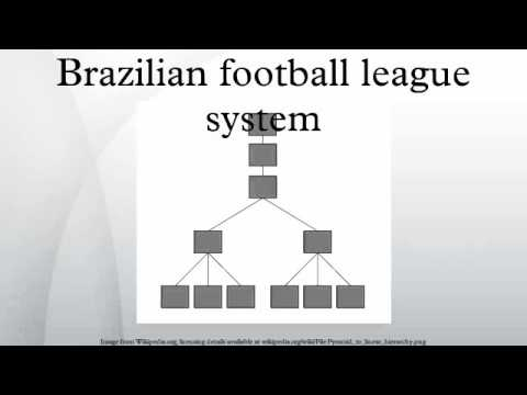 Brazilian football league system