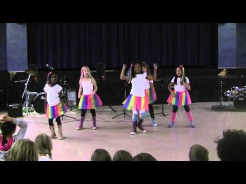 Goethe International Charter School 2014 Talent Show - Rainbow Rocks