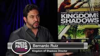 Bernardo Ruiz talks Kingdom of Shadows