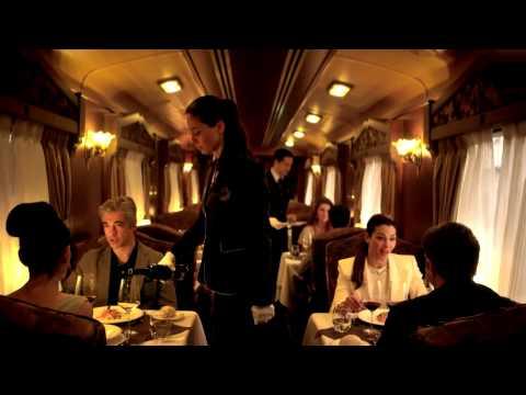 Transcantábrico Gran Lujo, un hotel de cinco estrellas sobre raíles
