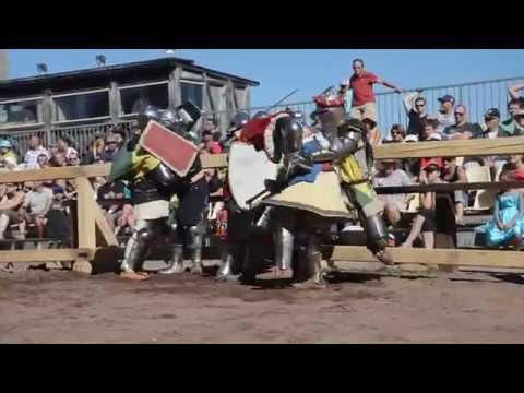 HMB First Class - Tournoi du Choc de Fers (Murol) 2015 : 5 vs 5