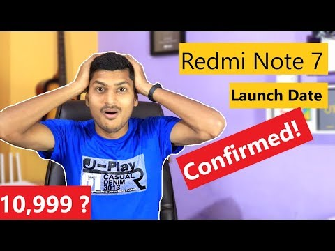Redmi Note 7/Note 7 Pro Launch Date in India Finally Confirmed | Price? Ab Ayega Mazaa Mp3