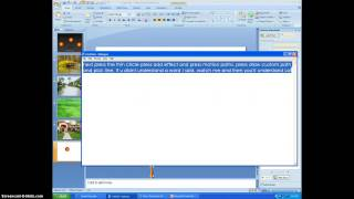 Part 2 Powerpoint 2007 Tips and Tricks