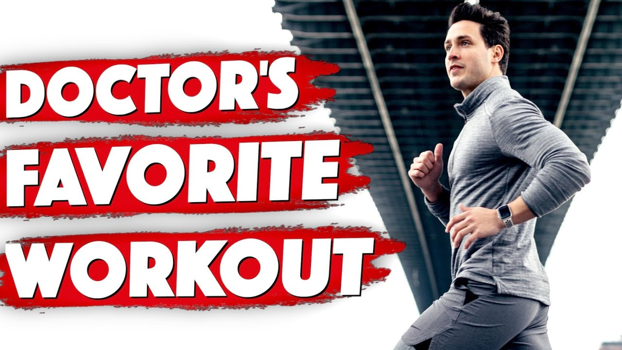 Doctor Mike Shares His Favorite Exercise