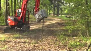 Excavator Mulcher DENIS CIMAF DAH-080C