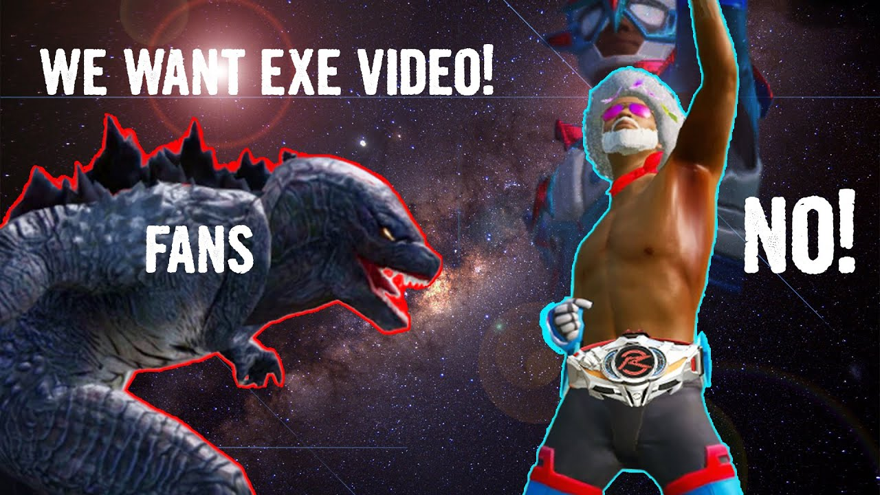 we want exe video .EXE