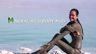 Mar Morto: O lugar mais baixo da Terra - Ministério do Turismo de Israel