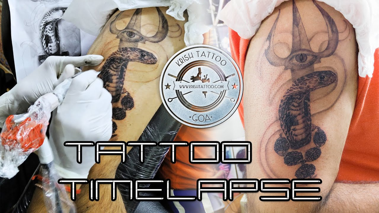 Best tattoo artist goa