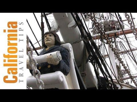 Tall Ship - Brig Pilgrim - Dana Point