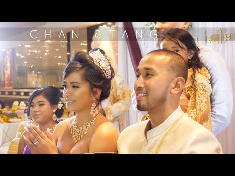 CHAN & TANG'S WEDDING TEASER HIGHLIGHTS | CAMBODIAN TRADITIONAL | KOSAL PRODUCTION