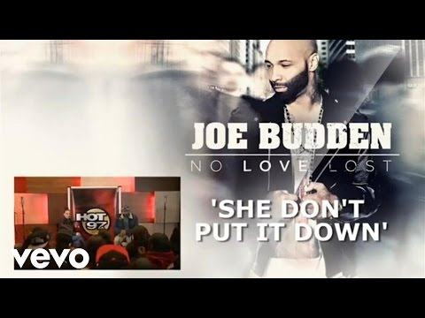 Joe Budden - She Don't Put It Down (Hot 97 In Studio Series)